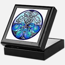 Celtic Dragons Keepsake Box