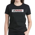 Burglar's Worst Nighmare Women's Dark T-Shirt