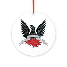 Phoenix Rising 2010 Ornament (Round)