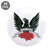 "Phoenix Rising 2010 3.5"" Button (10 pack)"