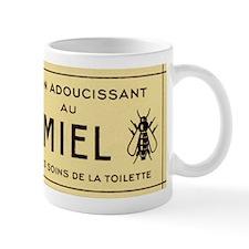 French Honeybee Label Mug