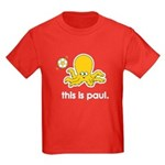 The Octopus Kids Dark T-Shirt