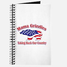 Mama Grizzlies Journal