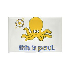 The Octopus Rectangle Magnet