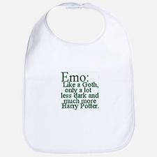 Emo: Like a Goth Bib