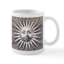 Antique Sun Small Mug
