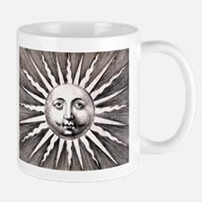 Antique Sun Small Small Mug