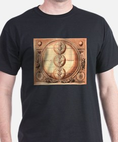 Alchemy Science Chart T-Shirt