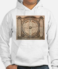 Medieval Planetary Aspects Hoodie