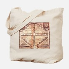Medieval Alchemy Weather Char Tote Bag