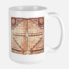 Medieval Alchemy Weather Char Mug