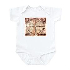 Medieval Alchemy Weather Char Infant Bodysuit