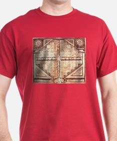 Medieval Alchemy Weather Char T-Shirt