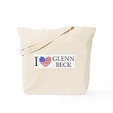 Glenn Beck Tote Bag