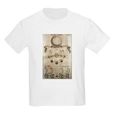 Antique Moon Phases T-Shirt