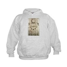 Antique Moon Phases Hoodie