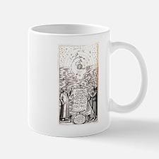 Antique Astronomy Mug