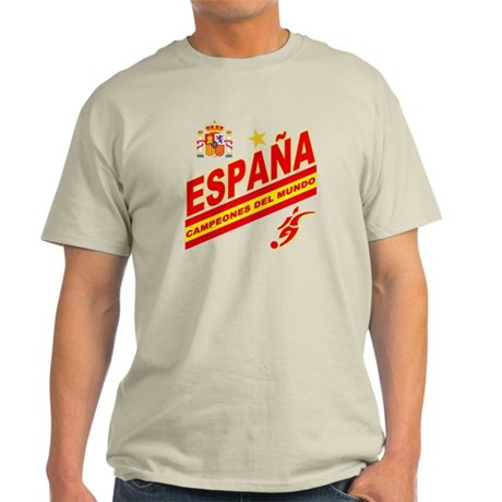 Spain World cup champions Light T-Shirt
