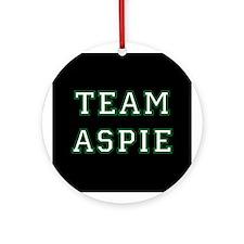Team Aspie Ornament