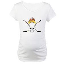 Skull Hockey Shirt