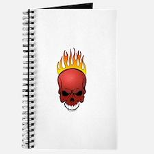 Skull Dodgeball Journal