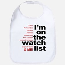 On watch list Bib