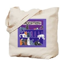 Adopt a Cat Tote Bag