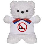 No Mosque Teddy Bear