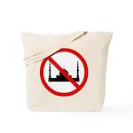 No Mosque Tote Bag