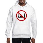 No Mosque Hooded Sweatshirt