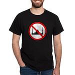 No Mosque Dark T-Shirt