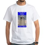 Compton High Bell Tower White T-Shirt