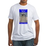 Compton High Bell Tower Fitted T-Shirt