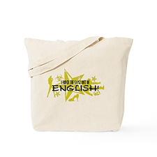 I ROCK THE S#%! - ENGLISH Tote Bag