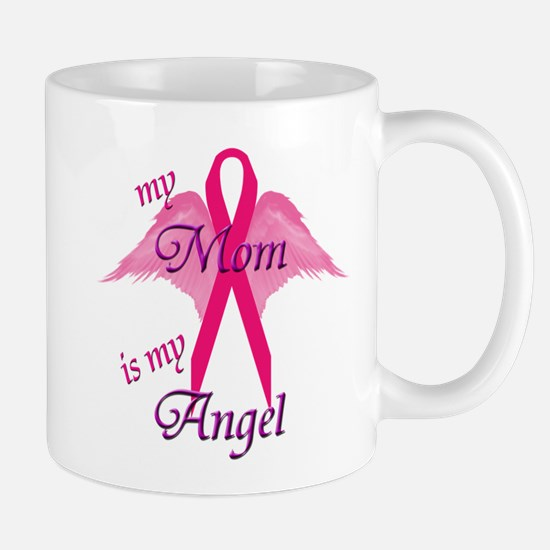 Unique Pancreatic cancer mom Mug