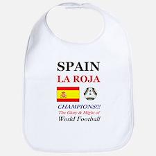 2014 Spain World Soccer Football Bib
