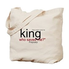 Polycarp Tote Bag