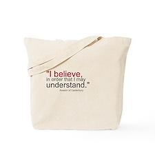 Anselm Tote Bag