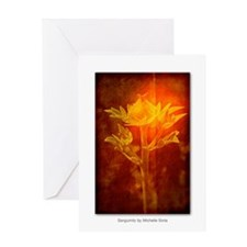 Sanguinity Greeting Card