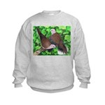 Ringneck Doves Kids Sweatshirt