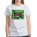 Ringneck Doves Women's T-Shirt