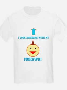 Awesome Mohawk T-Shirt