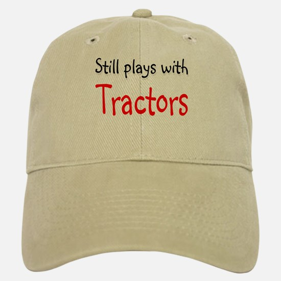 Still plays with Tractors Baseball Baseball Cap