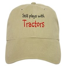 Still plays with Tractors Baseball Cap