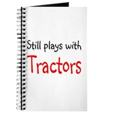 Still plays with Tractors Journal
