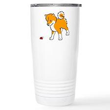Shiba Bug Travel Coffee Mug