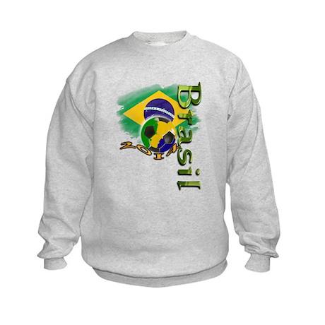 Brasil 2014 - Kids Sweatshirt