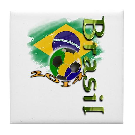 Brasil 2014 - Tile Coaster