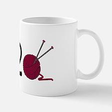 i heart 2 knit Mug