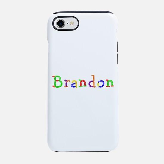 Brandon Balloons iPhone 7 Tough Case